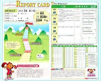 児童英検レポート