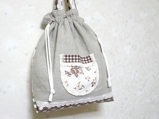 巾着BAG1