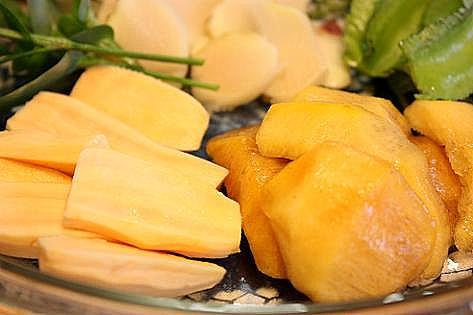 安納芋と柿♪