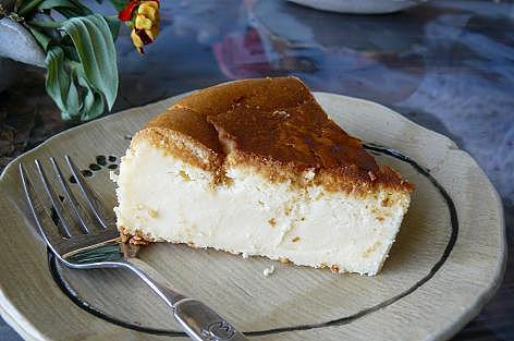うわさのチーズケーキ♪