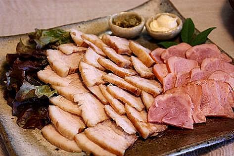 煮豚焼き豚♪