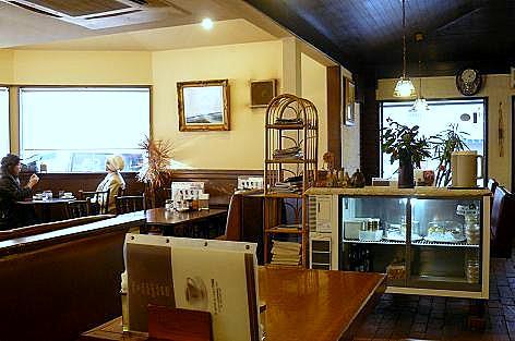 昔ながらの喫茶店♪