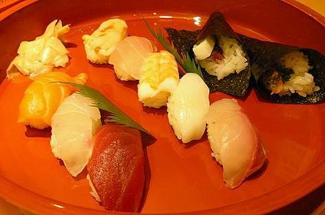 寿司ランチ♪