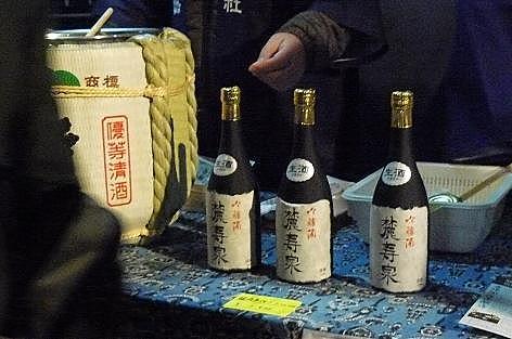 一杯百円です♪