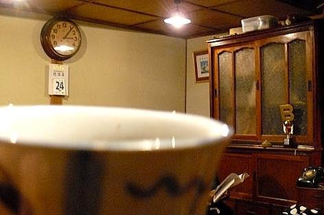 コーヒーを♪