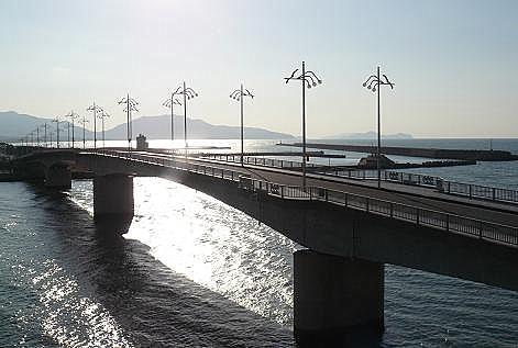 なみかけ大橋♪