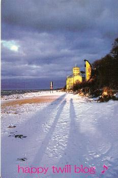 ラトビアIクリスマスカード2009