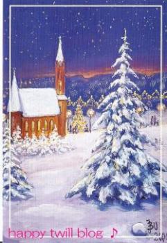 ポーランドMクリスマスカード2009