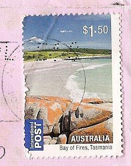 オーストラリアY切手201011