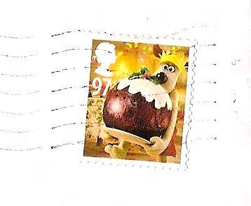 イギリスJ切手201012