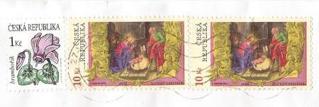 チェコヤナ切手20111