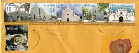 エルサルバドル切手20113
