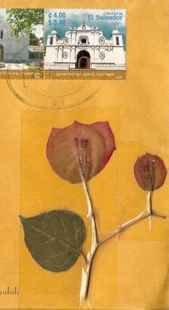 エルサルバドル封筒20113