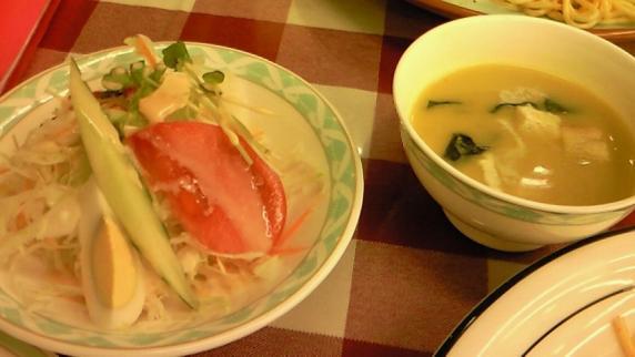 スープ濃い・・・