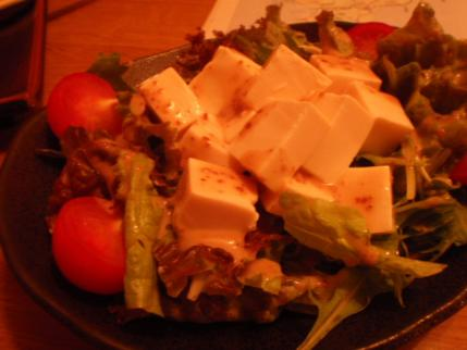 豆腐もけっこう美味いんよね