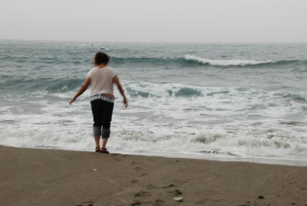 高知といえばやはり太平洋