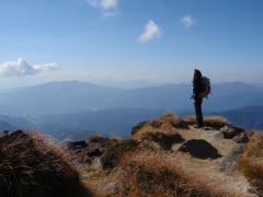 武尊山、谷川岳も遠く見えます