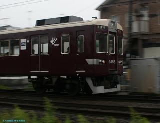阪急京都本線 河原町駅待撮 1