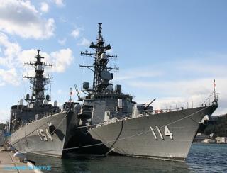 国際観艦式へ舞鶴から参加 1