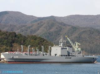 国際観艦式へ舞鶴から参加 2