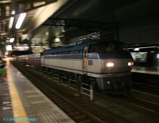 トワイライト塗装EF81電気機関車単行 1