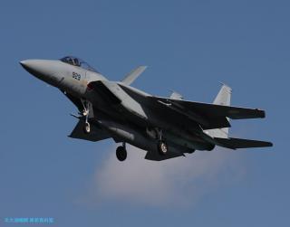 小松基地航空祭明日、イーグル飛行再開 2