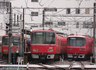 名鉄にポケモン電車がやってくるぞ! 6