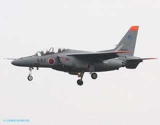 XP-1 厚木基地到着 5