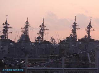 あたご 日本領海内で国籍不明潜水艦を探知 2