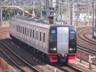 名鉄本線 俯瞰風景0914 5