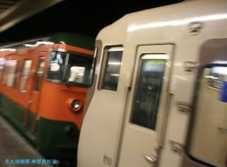 京都駅ちょい夜景の撮影 4