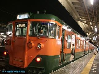 京都駅ちょい夜景の撮影 5