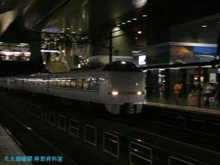 京都駅ちょい夜景の撮影 6
