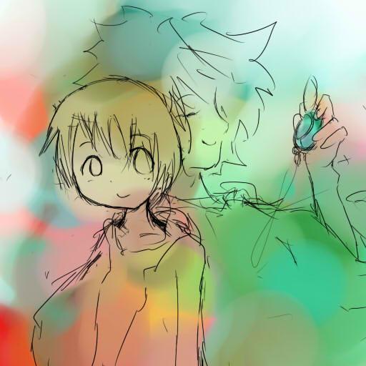 メノと私と不思議な魔法