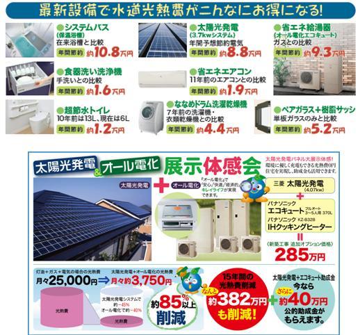 5 最新設備水光熱費お得情報