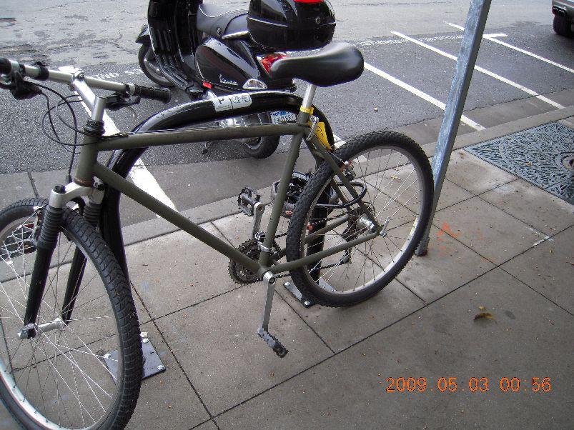 バーリン自転車