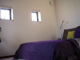 三階の寝室