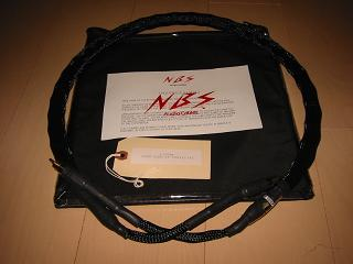 NBS Black Label II Digital RCA