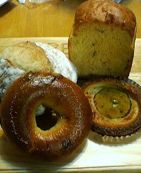 リスドオルミツのパン