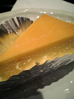 武蔵野茶房チーズケーキ