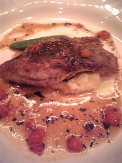 メリディアン魚