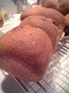 豆乳黄な粉パン