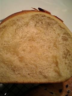 焼き芋パン断面