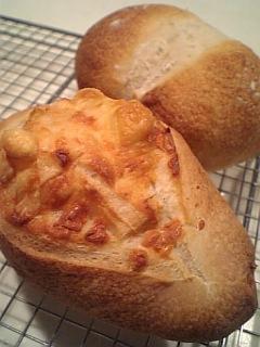 チーズとファンデュ