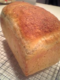 アスパラ食パン