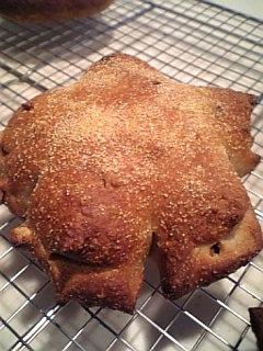 胡桃コーンパン