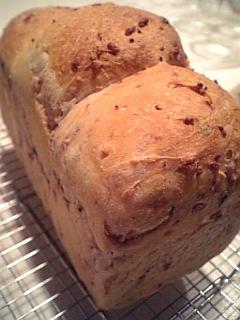 黒米入り玄米食パン