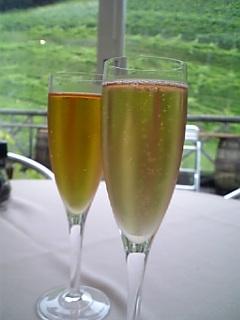 シャンパンジュース