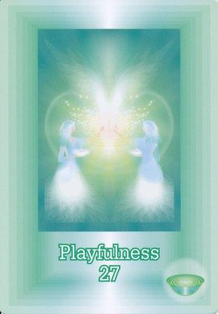 27 Playfulness