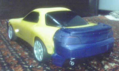 RX-78 開発車2